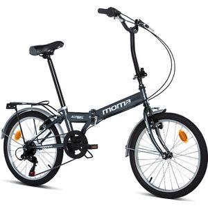 VÉLO PLIANT Moma Bikes, Vélo de Ville Pliant, STREET, SHIMANO