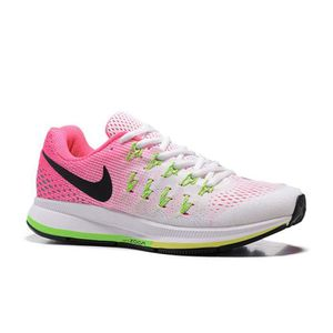 competitive price ff211 dab1f Nike Zoom Pegasus 33 Chaussures De Running Femmes Rose Et Blanc Bleu