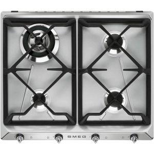 PLAQUE GAZ Table de cuisson SR964XGH - Smeg