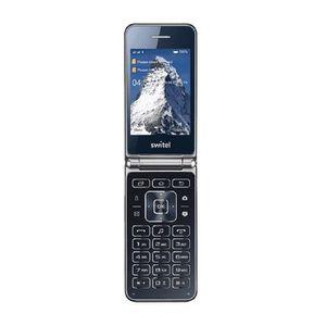 Téléphone portable TELEPHONE MOBILE CLAPET TYPE SENIOR M600 SWITEL