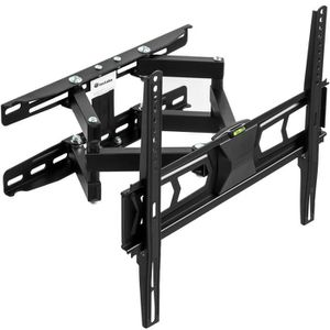 FIXATION - SUPPORT TV TECTAKE Support Mural TV Orientable et Inclinable