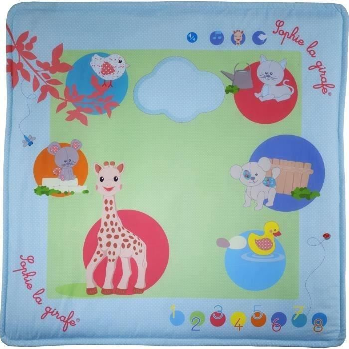 Sophie La Girafe Touch Play Mat Achat Vente Tapis Eveil