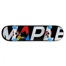 MAPLE Skateboard 31\