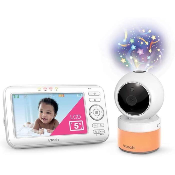 VTech BM5463 Babyphone Vidéo Lightshow Babyphone Avec Projection et Veilleuse Version FR 116