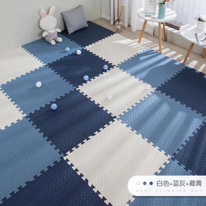 Tapis d'éveil,Bébé mousse griffage tapis EVA Puzzle jouets pour enfants enfants doux plancher tapis de jeu - Type C-9 pieces