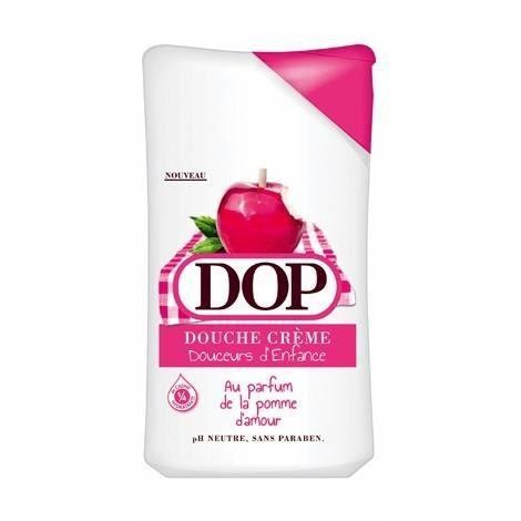 DOP - Gel Douche - Crème de Douche - Douceur d'Enfance - Pomme d'Amour 250 ml