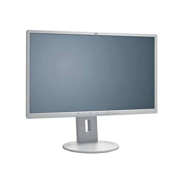 FUJITSU Écran LED B24-8 TE Pro, EU cable, Business Line 60,5cm(23.8-)wide Display, Ultra Wide View, LED, marble grey,
