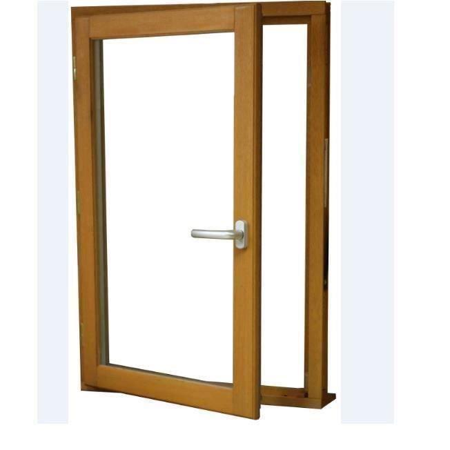 Fenêtre 1 vantail en bois exotique Hauteur 115 X Largeur 80 TIRANT GAUCHE (cotes tableau)