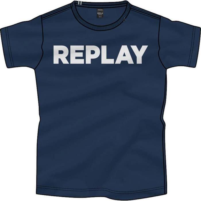 vêtements homme t-shirts replay m3594. composition: 100% coton.