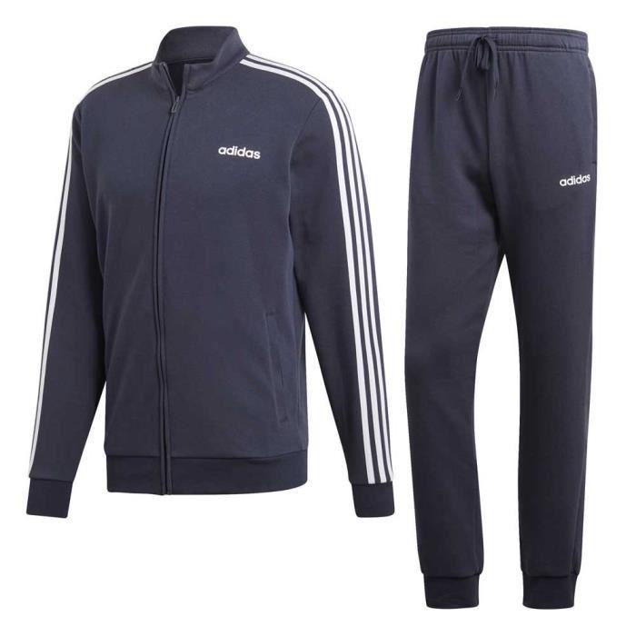 Vêtements Homme Survêtements Adidas Cotton Relax Tracksuit Short