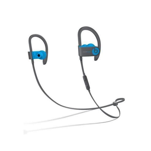 Écouteurs Powerbeats3 sans Fil haute performance Bluetooth Sport Casque - Bleu