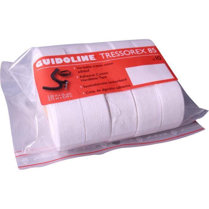 Velox - GUIDOLINE® TRESSOREX 85 BLANC - Couleur:Blanc Color:Blanc Packing:Sac de 1
