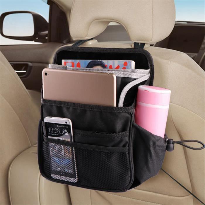 Sac de rangement pour siège auto Filet de rangement universel pour siège voiture