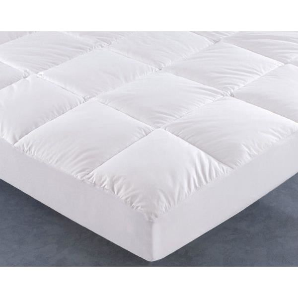 surmatelas 160x200 cm percale de coton m moire de forme gamme colas achat vente sur matelas. Black Bedroom Furniture Sets. Home Design Ideas