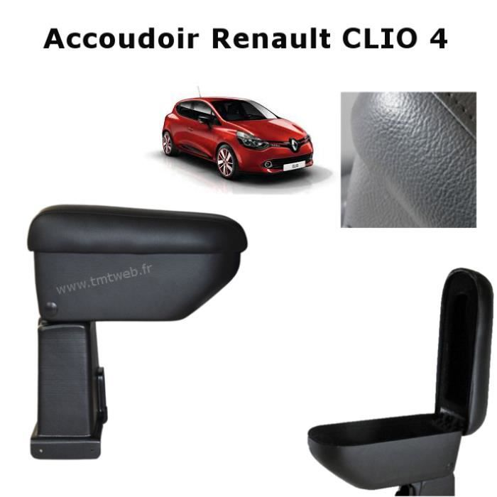 accoudoir renault clio 4 clio iv achat vente. Black Bedroom Furniture Sets. Home Design Ideas