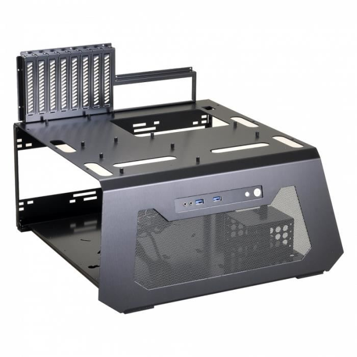 BOITIER PC  Lian Li PC-T70X ATX Test Bench - schwarz 0,000000