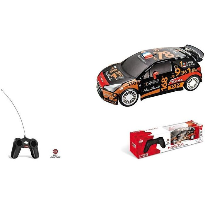 redbull voiture radiocommand e citroen ds3 wrc achat vente voiture construire soldes d. Black Bedroom Furniture Sets. Home Design Ideas