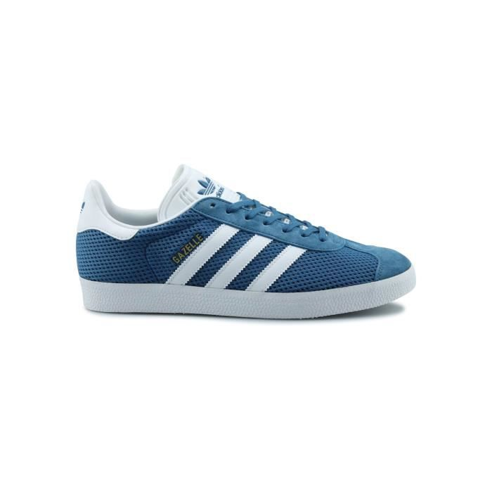 Basket Adidas Originals Gazelle Bleu Bb2757