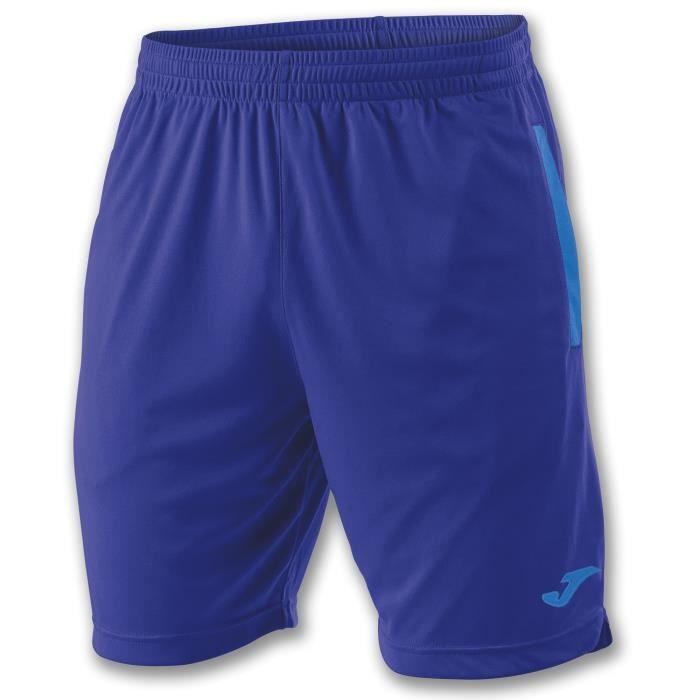 Gilbert Loisirs Junior Training Shorts Bleu Marine Élastique Léger Poches