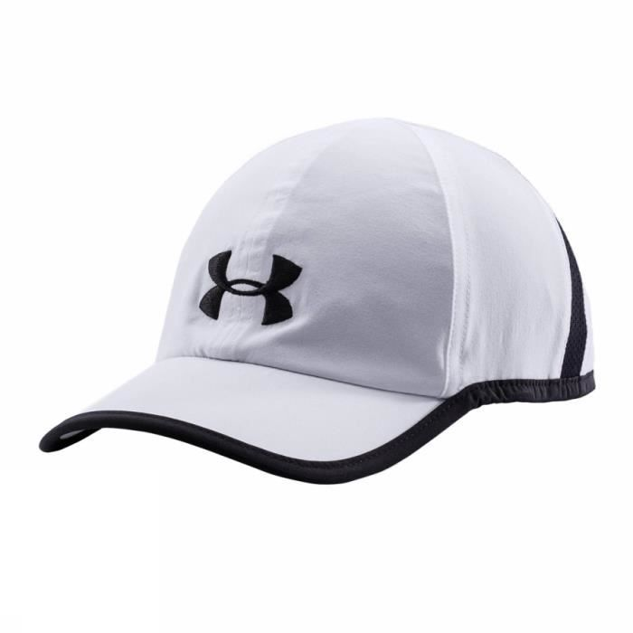 UNDER ARMOUR SHADOW 2 1257748 100 COIFFE HOMME Achat / Vente