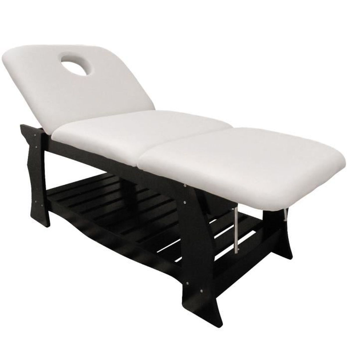table de massage professionnelle fixe. Black Bedroom Furniture Sets. Home Design Ideas