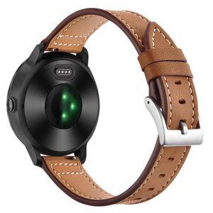 garmin vivoactive 3 bracelet cuir