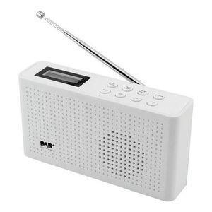 RADIO CD CASSETTE Radio Soundmaster Radio DAB150WE B.co Dab+/Rds Ric
