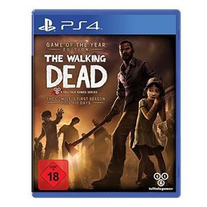 JEU PS4 THE WALKING DEAD - GAME OF THE YEAR EDITION [IM…