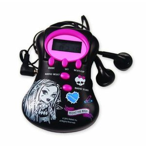 RADIO CD ENFANT AS - 6501 - JEU ÉLECTRONIQUE - RADIO MONSTER HIGH