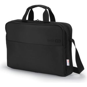 SACOCHE INFORMATIQUE Dicota BASE XX T 14.1 black, Toploader bag, 35,8 c