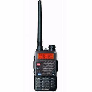 TALKIE-WALKIE Pour la police Radio Walkie Talkies Radio à double