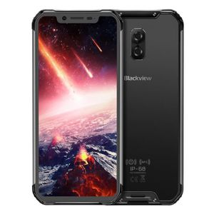 """Achat Téléphone portable BLACKVIEW BV9600 Pro Smartphone 16Go Android 8.1 Octa Core 6.21"""" 6Go + 128Go IP68 Étanche 2 Cartes SIM - Noir pas cher"""