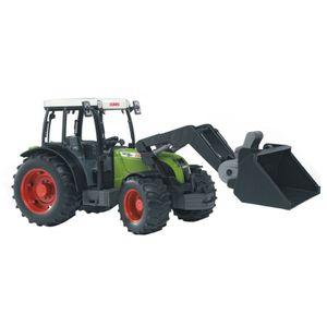 VOITURE À CONSTRUIRE Tracteur CLAAS Nectis 267F avec chargeur Série To…