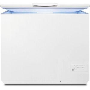 CONGÉLATEUR COFFRE ELECTROLUX Congelateur Coffre Blanc 300L A+ Autono
