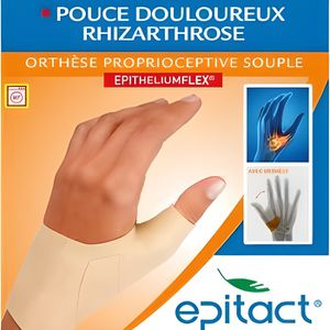 SOIN ORTHOPÉDIQUE EPITACT Pouce douloureux - Orthese Propriocepti…