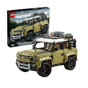 ASSEMBLAGE CONSTRUCTION LEGO® TECHNIC 42110 Land Rover Defender