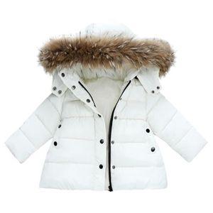 MANTEAU - CABAN Bébé filles garçons enfants doudoune manteau autom