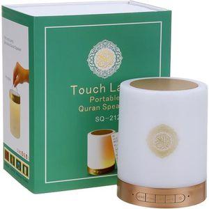 ENCEINTE NOMADE NEUFU Enceinte Blutooth Portable Coran Touche Lamp