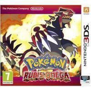 JEU 3DS Pokémon Rubis Oméga Jeu 3DS