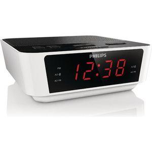 Radio réveil PHILIPS AJ3115 Radio Réveil FM Alarmes