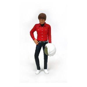 FIGURINE - PERSONNAGE THE BIG BANG THEORY Figurine Howard en PVC 18 cm