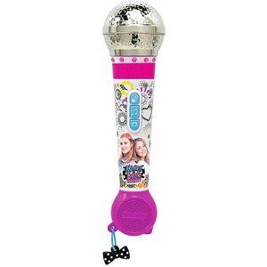 MICRO - KARAOKÉ MAGGIE & BIANCA Smoby Microphone