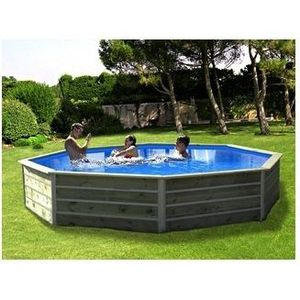 Piscine waterclip achat vente piscine waterclip pas for Piscine bois ronde