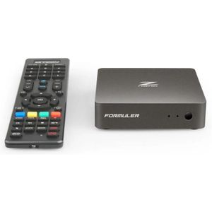 BOX MULTIMEDIA FORMULER Z Nano Boitier Android TV WiFi Full HD -
