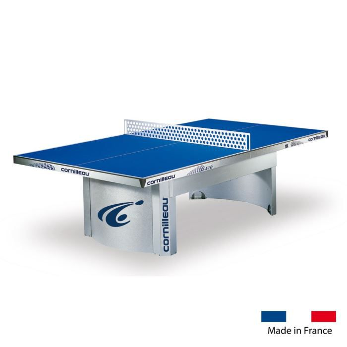 cornilleau table de ping pong pro 510 outdoor prix pas cher cdiscount. Black Bedroom Furniture Sets. Home Design Ideas