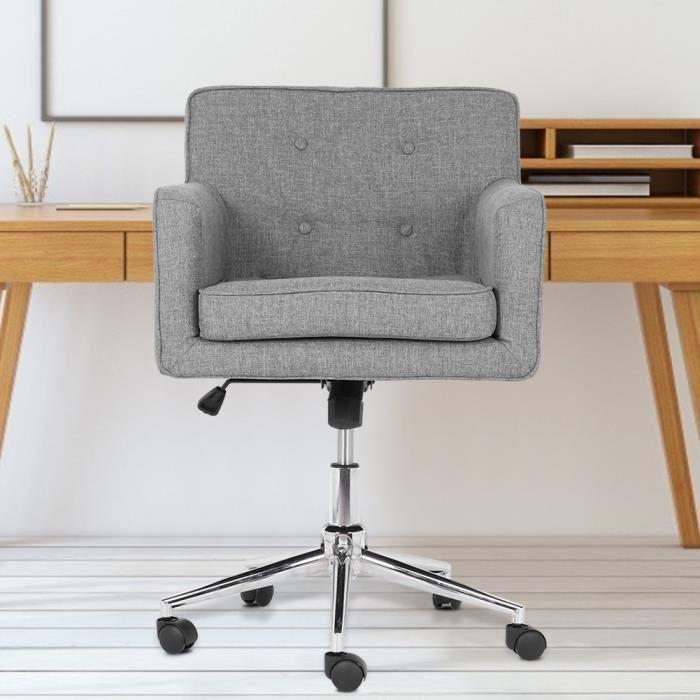 Chaise de bureau Réglable Moderne Tendance Design Ergonomique Confortable A010 HB010