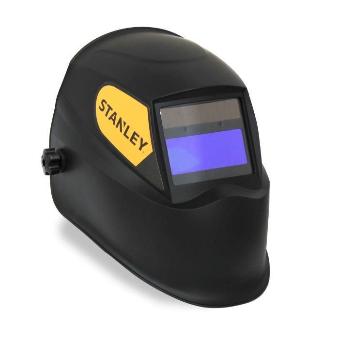 STANLEY 460411 Masque de soudure Automatique LCD DIN 11