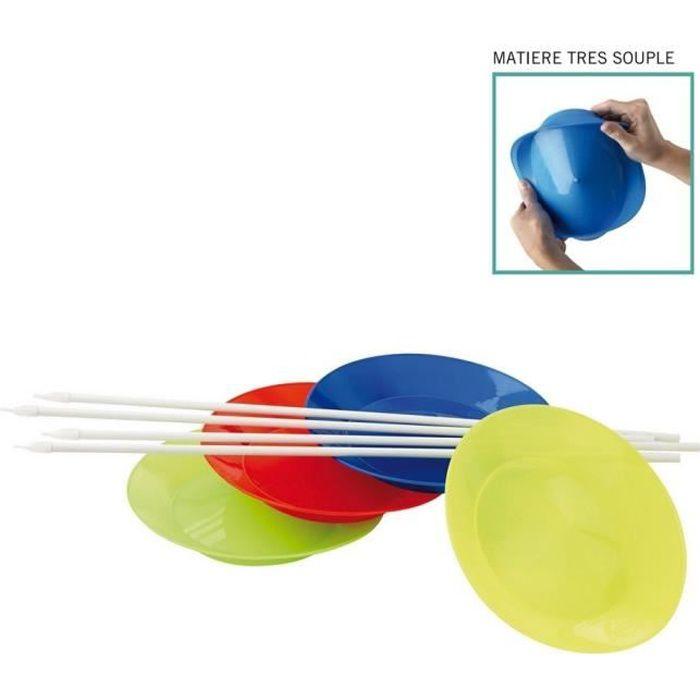 Assiette de jonglerie Tremblay