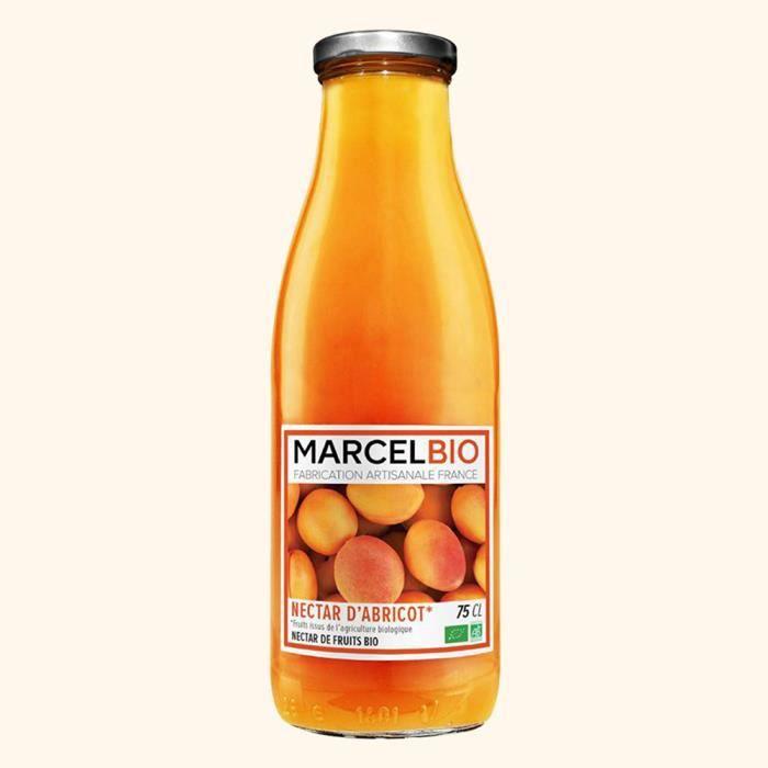 MARCEL BIO - Nectar d'Abricot Bio 75cl