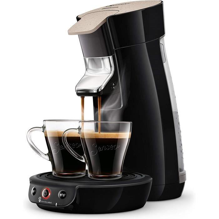 SENSEO Viva Café Eco HD6562/36 Machine à café à dosettes Edition spéciale couleur Nougat